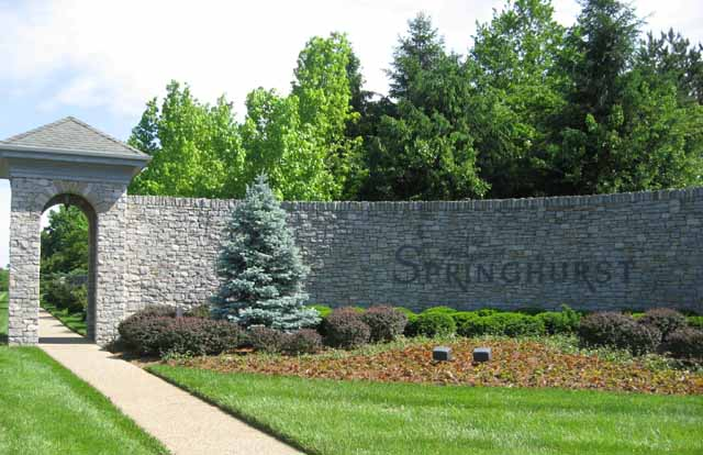 Springhurst Louisville KY 40241 Homes For Sale in The Villages of Springhurst