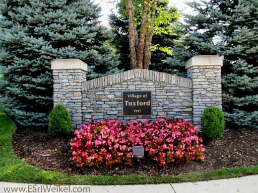 Springhurst Village of Tuxford Louisville KY 40241 Condos in The Villages of Springhurst Patio Homes For Sale off White Blossom Blvd at Buttonbush Glen Dr